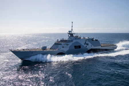 Ships like the recently launched USS Freedom will have service lives well into the 2nd half of the century