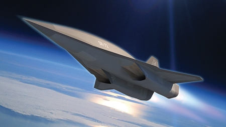 "SR-72:  The hypersonic and deadly ""Son of the Blackbird"""