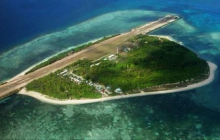 Thitu (Zhongye) Island